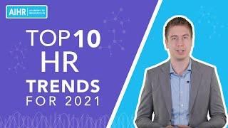 Top 10 HR Trends for 2021