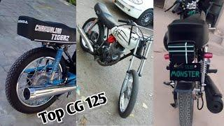 Top Popular CG 125 Modify Bike 2020 | Stylish Bike | Change World