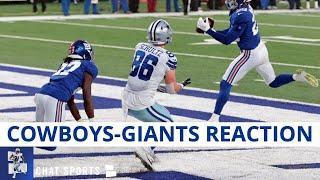 Cowboys Rumors & News: 23-19 Loss vs Giants, Mike McCarthy, Kellen Moore, Draft Order, Andy Dalton