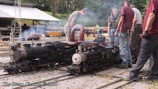 Mill Creek Railroad: 2020 Large Engine Meet