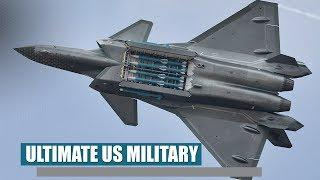 How China Stole Top Secret Information on the F-22 and F-35 Stealth fighter?