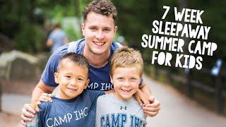 The TOP Sleepaway Summer Camp Experience in America - Camp IHC (2020)