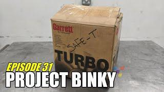 Project Binky - Episode 31 - Austin Mini GT-Four - Turbocharged 4WD Mini