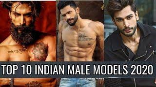 Top 10 Indian Male Models in 2020 | Hot Male Models List by Puneet Tyagi