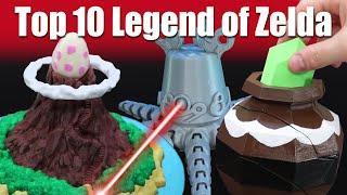 Top 10 Legend of Zelda 3D Prints