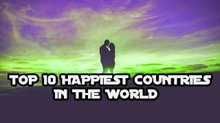 Top 10 Happiest country in world 2020 | Top 10 series Part-7 | abiraj001 | Silentkillers