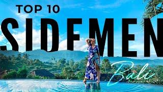 BEST PLACE IN BALI: Top 10 Things to Do in Sidemen, Bali Vlog - Alexa West, Solo Girls Travel Guide