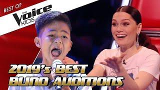 TOP 10 | The BEST Blind Auditions of 2019 in The Voice Kids