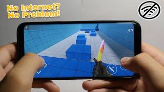 No WiFi? No Problem! Top 4 New OFFLINE Android/iOS Games of 2020!