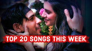 Top 20 Songs This Week Hindi Songs & Punjabi Songs (11 April 2020) | Latest Bollywood Songs 2020