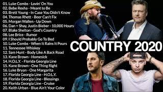 Country Music Playlist 2020 - Top New Country Songs Right Now 2021 - Latest Country Hits
