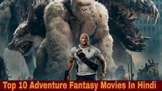 Top 10 Best Adventure Fantasy Movies in Hindi