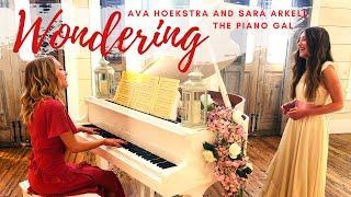 Wondering | Olivia Rodrigo, Julia Lester – HSMTMTS | Ava Hoekstra and The Piano Gal (Cover)