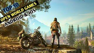 Top 10 Open World Games For Android 2019 | Best Open World Android Games | (Online/Offline)