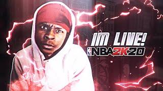 *NBA 2K20 LIVE* HITTING ELITE RIGHT NOW 99.9% JOIN UP RIGHT NOW