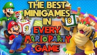 The Best Mini-games in Every Mario Party Game