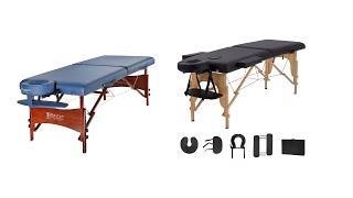 Best Portable Massage Table  | Top 10 Portable Massage Table For 2020 | Top Rated Portable Massage