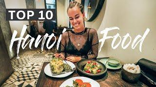 HANOI FOOD GUIDE - TOP 10 PLACES (vegan & GF options) - SISTERS TRAVELING