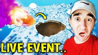 Chapter 2 LEAKED Ending.. (Fortnite Live Event)