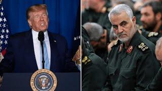 Reign of terror is over: President Trump marks death of Iranian general | President's Official