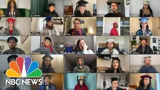 Watch 'SNL' Top Moments: Cast Honors 'Class of COVID-19' | NBC News