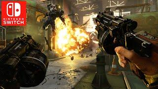 TOP 15 FPS Games on Nintendo Switch !