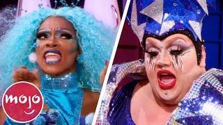 Top 10 RuPaul's Drag Race Rivalries