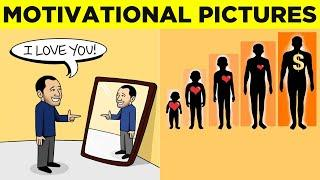 Top 50 Motivational Pictures with Deep Meaning | One Picture Million Words Motivation Part 17