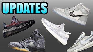 Dior Jordan 1 $2000   Off White Jordan 5 Release Info   Yeezy 350 Tailgate   Sneaker Updates 47