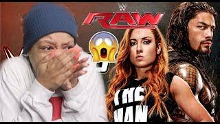 Top 10 Raw moments   WWE Top 10, Jan  27, 2020 REACTION