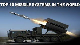TOP 10 MISSILE SYSTEMS IN THE WORLD/2020/LATEST.