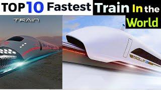 Top 10 Fastest High speed Trains in the World 2020 | Fastest train in the World | High speed Trains