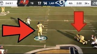 Madden 20 Top 10 Plays of the Week Episode 17 - The Greatest Play in NFL History RECREATED!