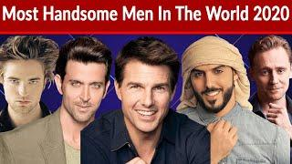 Top 10 Most Handsome Men In The World 2020(Handsome Men In The World)