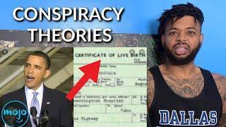 Top 10 Modern Conspiracy Theories | Reaction