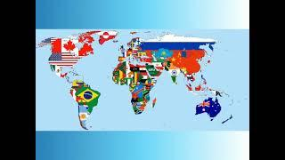 Top 10 largest country in World by Area