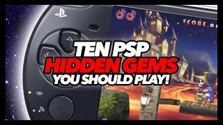 Top Ten PSP Hidden Gems