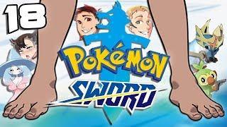 Pokémon Sword: Toilet Pokemon - EPISODE 18 - Friends Without Benefits
