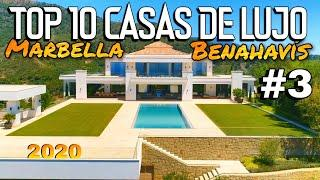 TOP 10 CASAS DE LUJO en Marbella y Benahavís 2020 (Parte 3) #CostadelSol