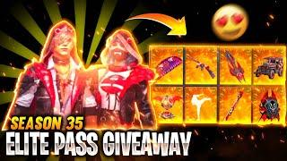 CUSTOM GIVEAWAY FREE FIRE LIVE NEW ELITE PASS  GIVEAWAY || FF LIVE GIVEAWAY ||  MAD GAMING