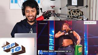 Top 10 Friday Night SmackDown moments: WWE Top 10, May 15, 2020   Reaction