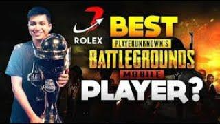 Top 10 Players Of 2019 - Pubg  Mobile-