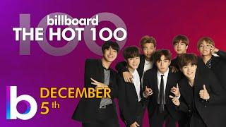 Billboard Hot 100 Top Singles This Week (December 5th, 2020)