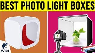 10 Best Photo Light Boxes 2019