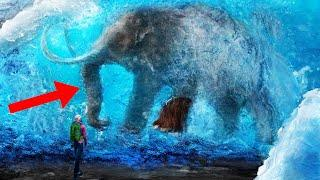 10 Creepiest Things Found Frozen In Ice!