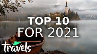 Top 10 Places to Travel in 2021 | MojoTravels