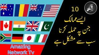 Top ten strongest country - top 10 strongest countries in the world (2020) | Amazing Network Tv |