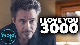 Top 10 Superhero Movie Ending Speeches