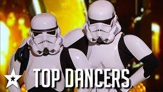 Top Dancers on America's Got Talent: The Champions 2020 | Got Talent Global