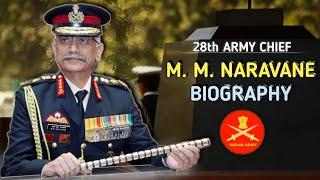 General Manoj Mukund Naravane Biography   India's 28th Chief Of Army Staff - Indian Army New Chief
